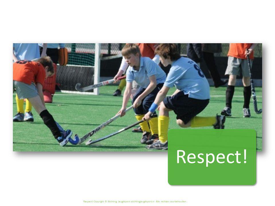 Respect! INLEIDING: [tekst webpagina Ethisch Verantwoord Sporten]